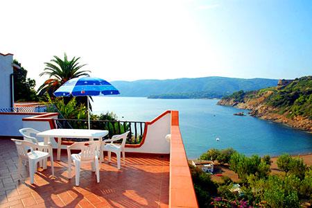 Appartamenti Carmignani Porto Azzurro Isola d\'Elba