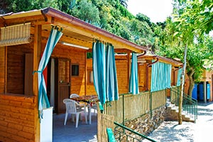 camping arrighi bungalow