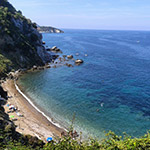 spiaggia le viste portoferraio, kyaa84 on instagram