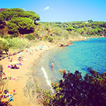 spiaggia di ferrato capoliveri, mmiche_82 on instagram